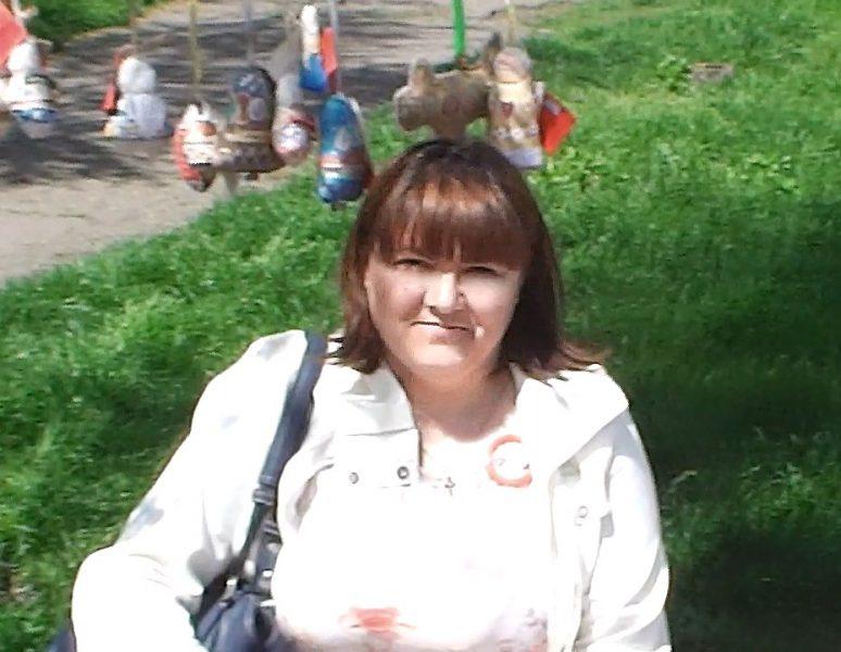 """Председатель правления БФ """"Життя для тебе"""" - Светлана Шанюк."""